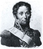 Lieutenant Général Kellermann, comte de Valmy (1735 - 1820)