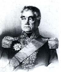 Général Mouton, comte de Lobau (1770-1838)